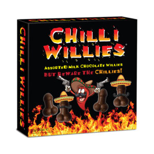 Chocolade-Chilli-Willies