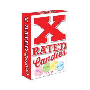 X-Rated-Snoepjes